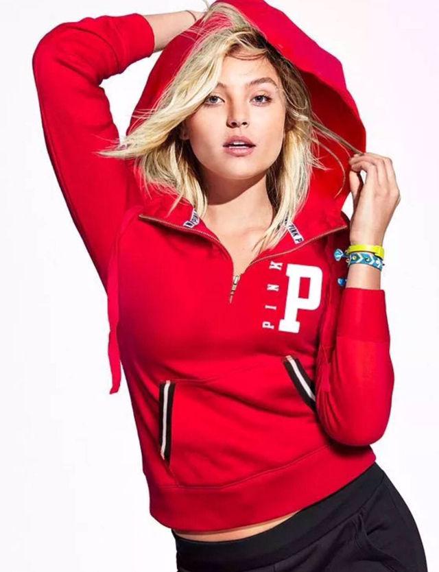 pinkロゴ トップス(Victoria's Secret(ヴィクトリアシークレット) ) - フリマアプリ&サイトShoppies[ショッピーズ]