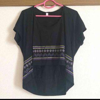 【送料込】 未使用 グラニフ ドルマリン Tシャツ