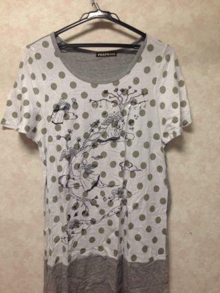 FRAPBOIS:ロングTシャツ