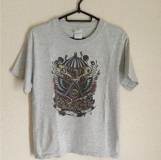 【やや訳あり】strange frog tatooTシャツ