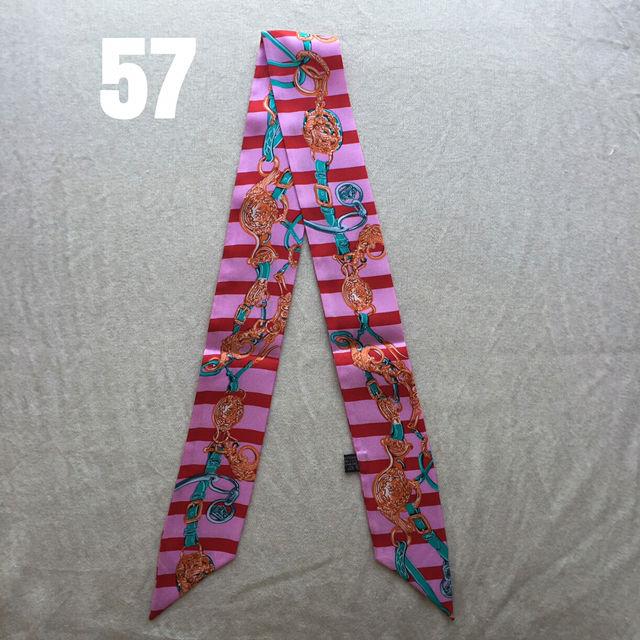 シルク ツイリー スカーフ #57ブリッドドゥガラバヤデール(ノーブランド ) - フリマアプリ&サイトShoppies[ショッピーズ]