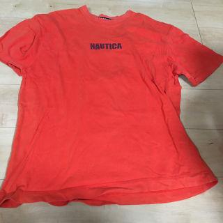 ノーティカ メンズ 半袖Tシャツ XL