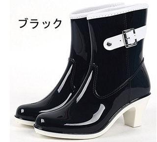 【梅雨はこれで決まり♪】レインブーツ レディース 長靴