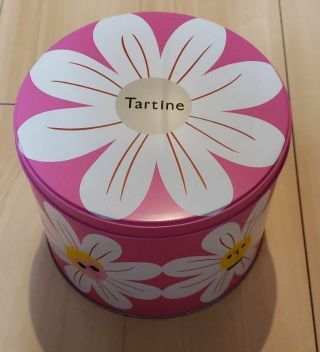 TARTINE タルティン お菓子 空箱 缶