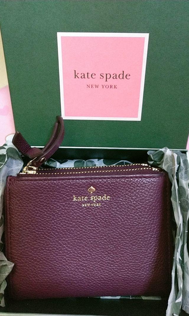 ケイト・スペードニューヨークのお財布