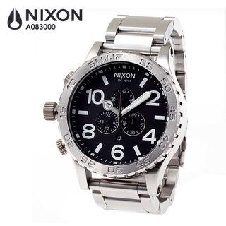ニクソン 51-30 CHRONO腕時計 A083-000