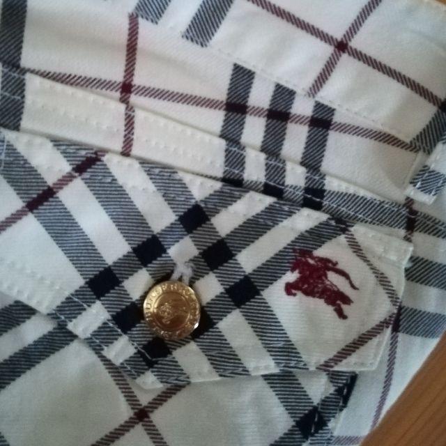 BURBERRYhorse刺繍秋冬pants