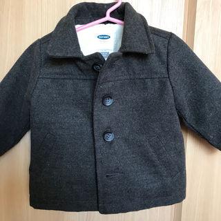 オールドネイビー コート 子供服 pコート