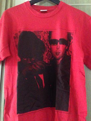 シュプリーム supreme シャツ tシャツ 赤