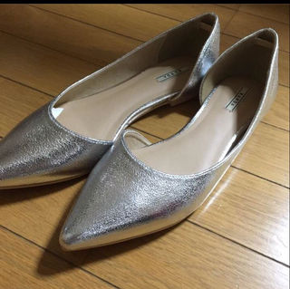 RANDA パンプス レディース 26.5 ヒール 靴 女性