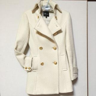 PINKY&DIANNE ホワイトコート