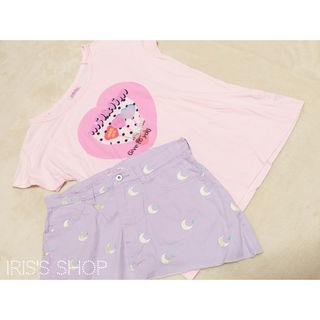 milklim  Tシャツ&スカートセット