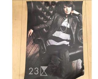 (送料無料)23区菅野美穂ポスター