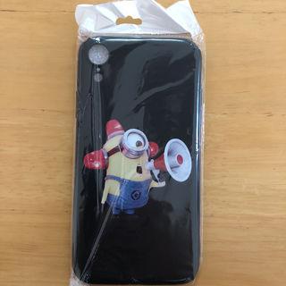 ミニオン iPhone8 シリコンケース 海外インポート