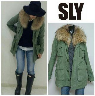 SLY*ミリタリージャケット