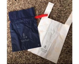 (送料無料)ロペピクニックショップ袋2P
