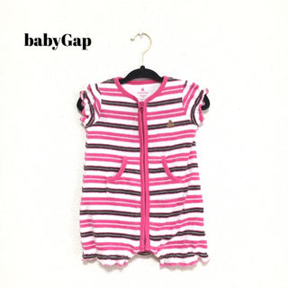 【babyGap】半袖カバーオール