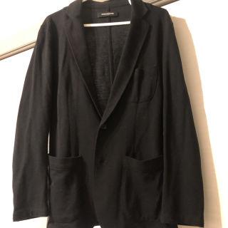 ナノユニバース テーラードジャケット