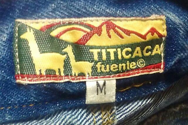 【状態良好】TITICACAのロングスカート