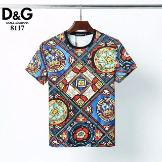 人気新品 DolceGabbanaDG Tシャツ 半袖