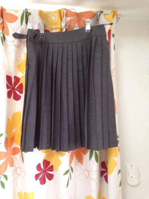 プリーツのスカート(ノーブランド ) - フリマアプリ&サイトShoppies[ショッピーズ]