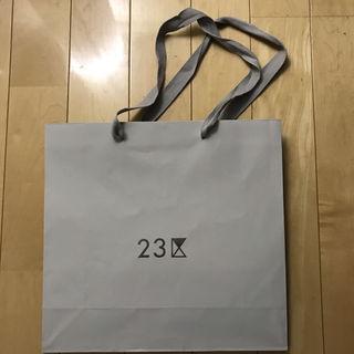 23区ショップ袋
