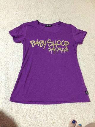 babyshoopTシャツ