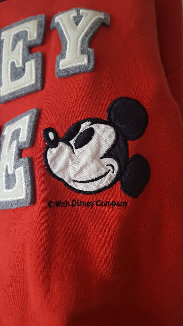 ミッキーマウス トレーナー