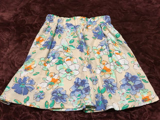 アベイル花柄スカート