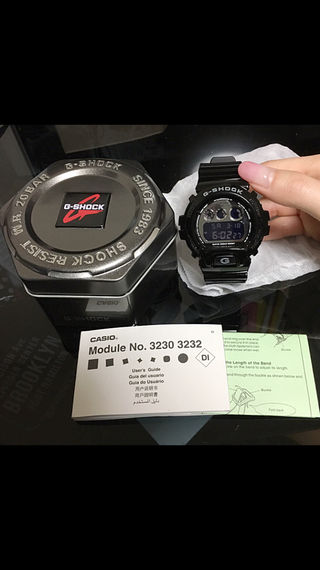 CASIO G-SHOCK DW-6900NB-1DR新品
