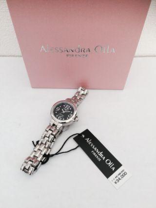 アレッサンドラオーラ レディース腕時計