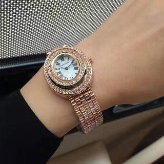 キラキラ 素敵な腕時計 3色有り 国内発送