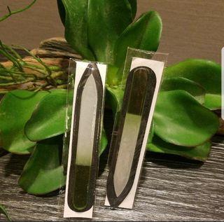 [新品]   グラスネイル 爪やすり ガラス製やすり