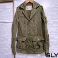 SLY ミリタリージャケット