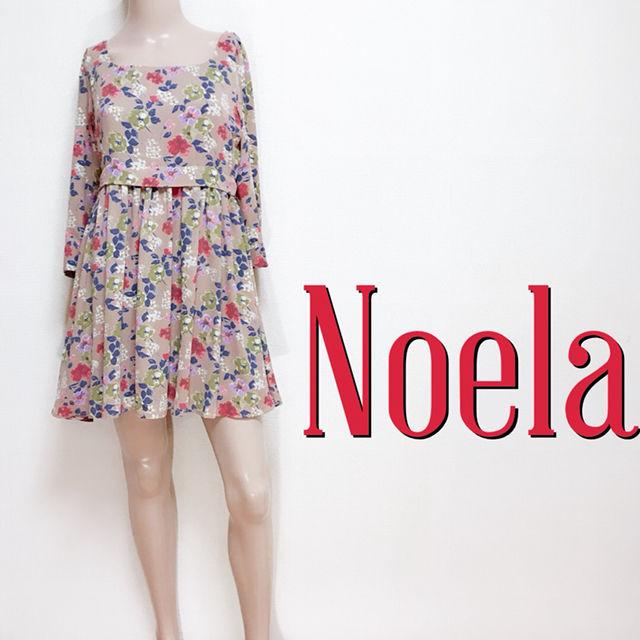 間違いなしノエラ お呼ばれフレアワンピース(Noela(ノエラ) ) - フリマアプリ&サイトShoppies[ショッピーズ]