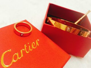 Cartier(バングル)