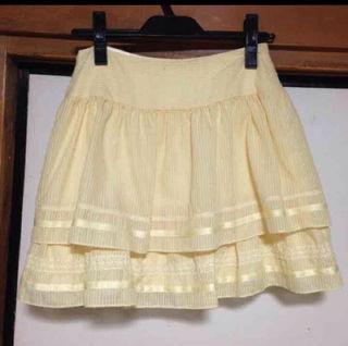 レッセパッセ スカート