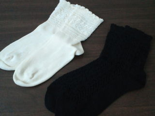 【底値】靴下屋◆レースソックス2足【値下げ中】