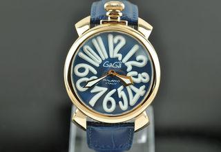 大人気 ガガミラノ 腕時計 5021.7 48MM