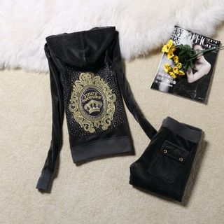 Juicy Couture 上下2点セットアップ