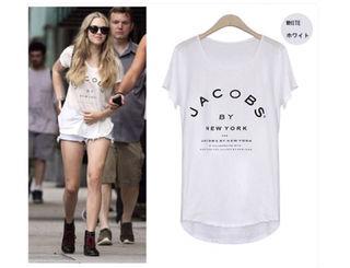 JACOBSシンプルロゴTシャツ