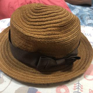 麦わら帽子 ストローハット 57.5㎝