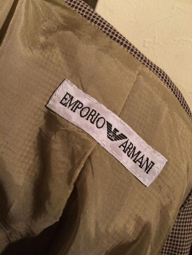 3.ENPORIO ARMANIジャケット(Emporio Armani(エンポリオ・アルマーニ) ) - フリマアプリ&サイトShoppies[ショッピーズ]