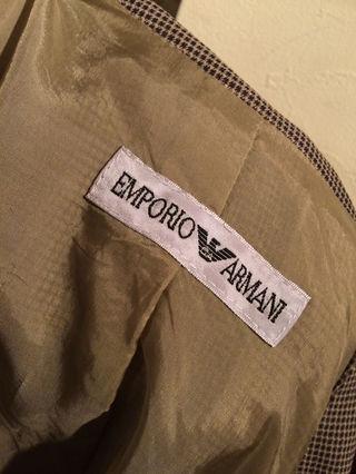 3.ENPORIO ARMANIジャケット