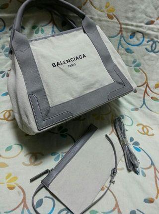 BALENCIAGA☆カバス☆ハンドショルダーバッグ☆
