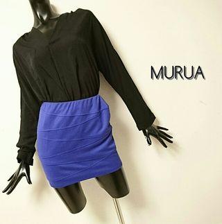 MURUA*タイトスカート