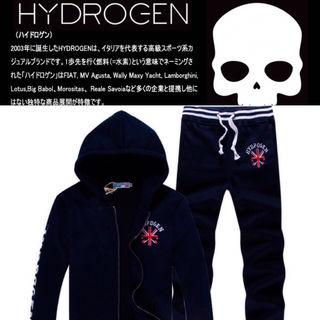 即日国内発送 ハイドロゲン セットアップ 新品未使用 黒L
