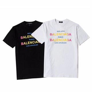 バレンシアガ Tシャツ 半袖 男女兼用