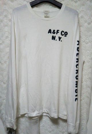 Abercrombie&Fitch 長袖 、ロンT