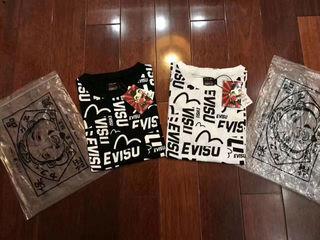 EVISU ! Tシャツ  男女兼用